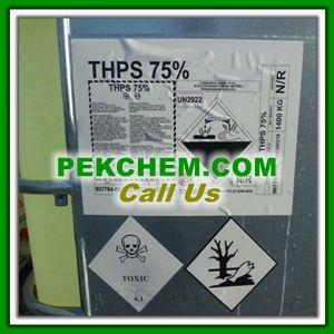 Thps Tetrakis Hydroxymethyl Phosphonium Sulfate 75