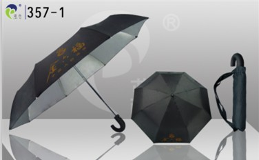 Three Fold High Quality Auto Open And Close Umbrella 357 1