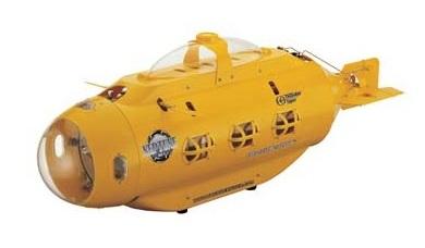 Thunder Tiger Neptune Sb 1 Static Diving Submarine Rtr 5220
