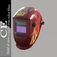 Tig Arc Erw Auto Darkening Welding Helmets Mask With Ce
