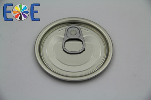 Tinplate Canned Food Easy Open End 209 63mm Lid
