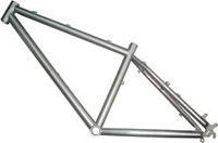 Titanium Bike Frame Bicycle Mtb
