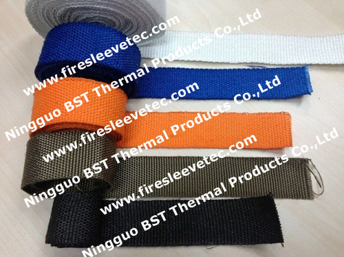 Titanium Exhaust Insulating Wrap