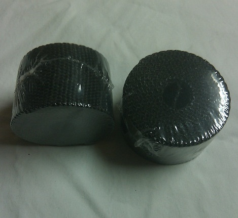 Titanium Exhaust Wrap Header Tape