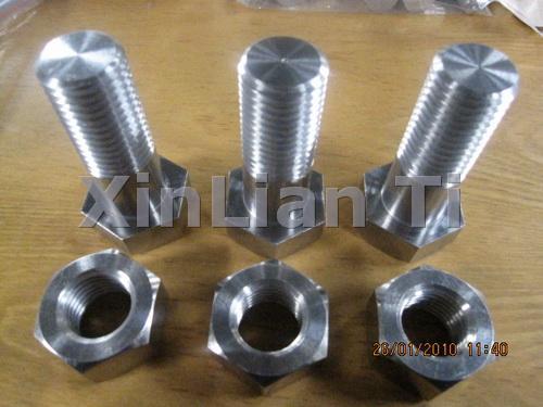 Titanium Flange Fasteners