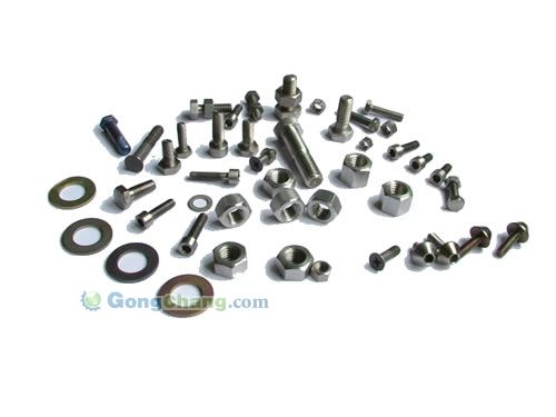 Titanium Machining Parts Alloy