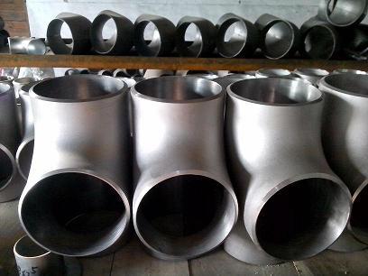 Titanium Pipe Fittings Grade1 Grade2 65289