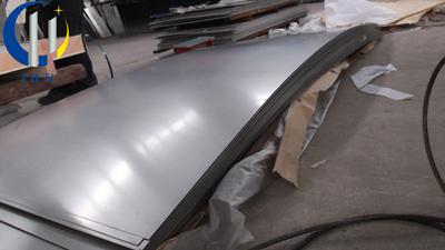 Titanium Plate Eli Astm F136