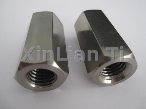 Titanium Standard Flange Long Nut