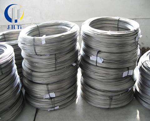 Titanium Wire Astm B863