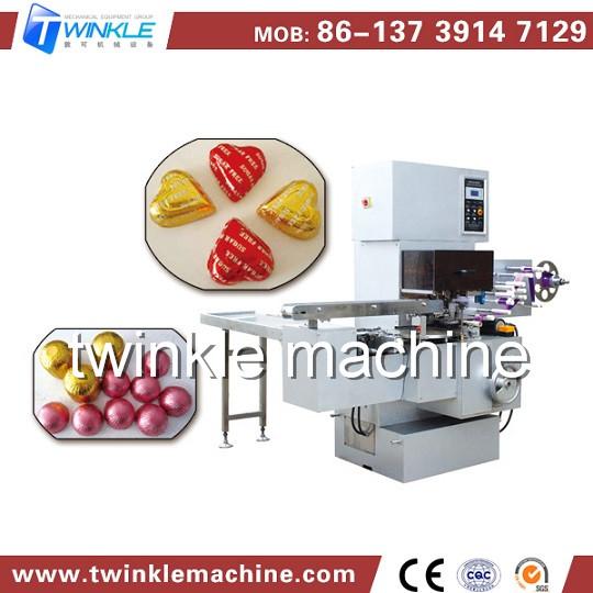 Tk 128 Flat Chocolate Packing Machine