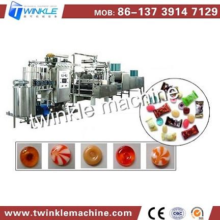 Tk 150 Hard Candy Making Machine