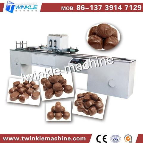 Tk 450 Semi Auto Chocolate Machine