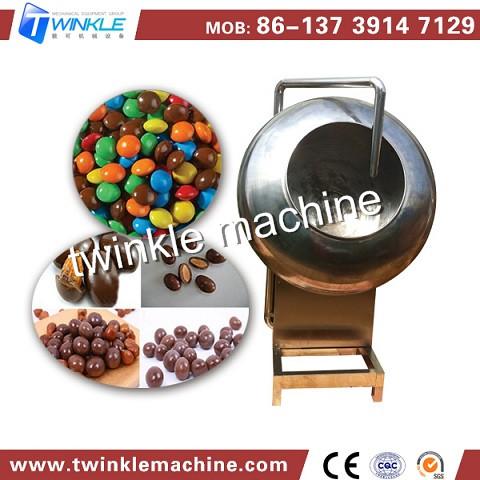 Tk 950 Sugar Chocolate Coating Machine