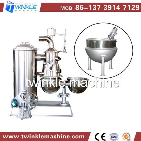 Tk A20 Sugar Continuous Vacuum Cooker