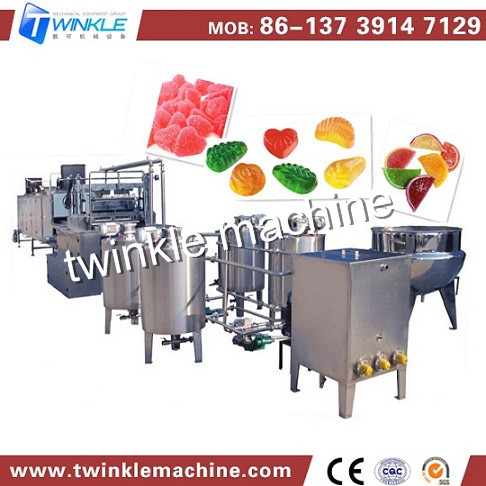 Tk N900 Jelly Candy Machine