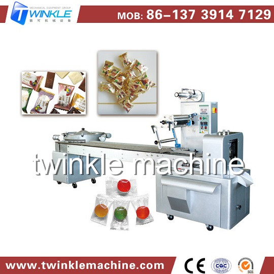 Tk Z880 Candy Pillow Packing Machine