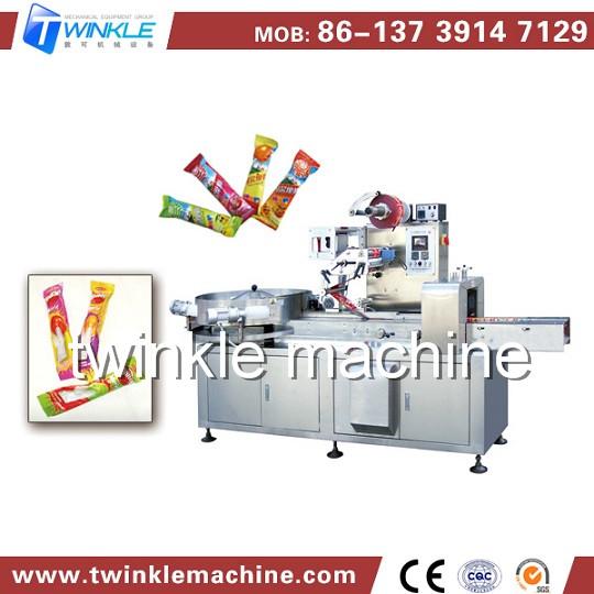 Tkb 200 Lollipop Pillow Packing Machine