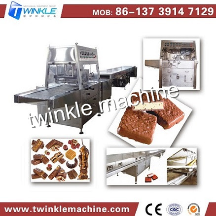 Tkj 450 Chocolate Enrobing Machine