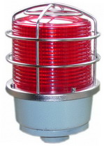 Tlhv1l Crane Flagpole Mounted Warning Lights Signal