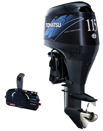 Tohatsu Md115a2eptol Outboard Motor Bore Ignition Ultimate