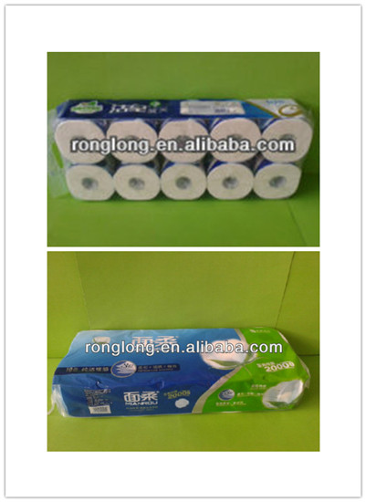 Toilet Paper 65288 Hot Sale 65289 Jh J026 Blue Sky