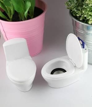 Toilet Speaker Card Reader Electronic Gift Item E006 1081a B