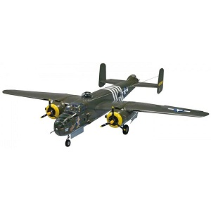 Top Flite B 25 Mitchell Bomber 46 70 Gold Edition Arf