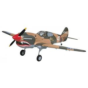 Top Flite Giant Scale P 40 Warhawk Arf