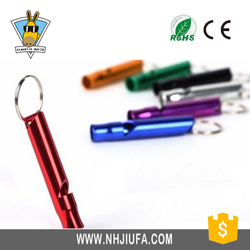 Top Gift Promotion Outdoor Aluminum Alloy Whistle
