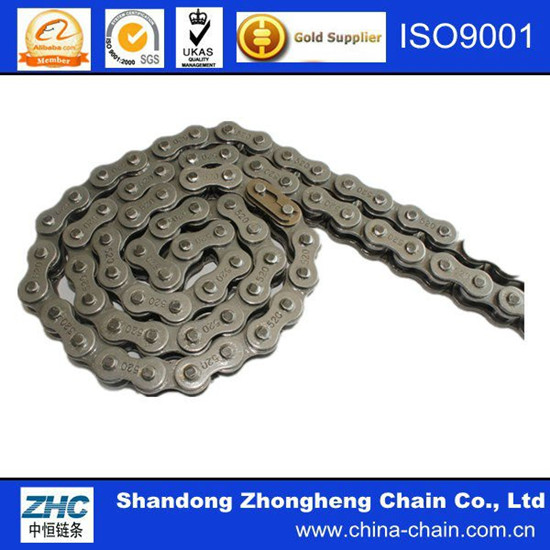 Top Quality 45mn With Iso 9001 530 Motorcycle Chain