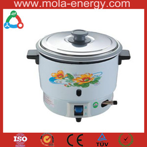 Top Quality High Efficiency Biogas Rice Cooker For Family