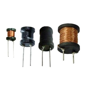 Top Quality Leaded Power Pin Inductors And Choke Coils With Ferrite Drum Core