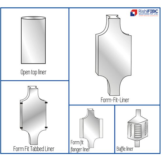 Top Quality Liner Bags Rishi Fibc Solutions Pvt Ltd