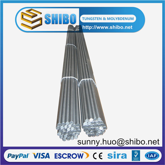 Top Quality Of Tzm Molybdenum Rod Bar