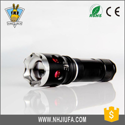 Top Quality Promotion Perfect Design Zoomable Super Ray Flashlight