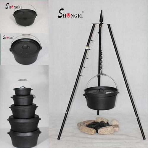 Top Quality Tripod Bbq Grill With Registed Design