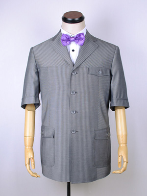 Top Sale Men Short Sleeve Suits