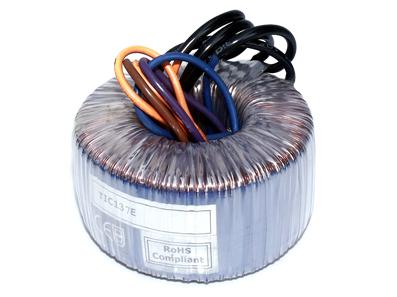 Toroidal Transformer For Audio