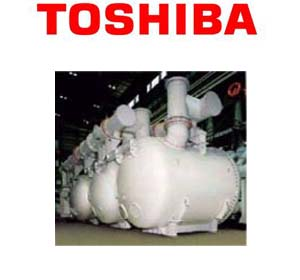 Toshiba Large Capacity Gas Insulated Transformer