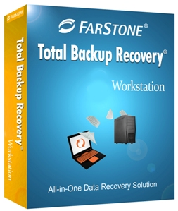 Total Backup Recovery 9 Workstation