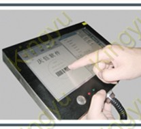 Touch Pad Laser Marking Controller Control System Equipment Part Embedded Or Handheld Panel