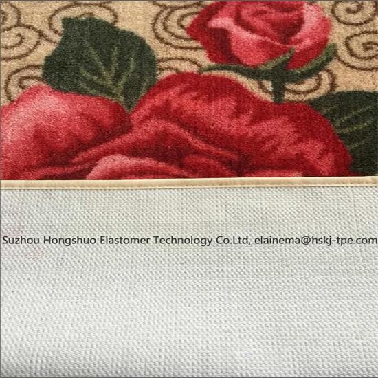 Tpe Granules For Carpet Backing