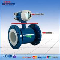 Tr Dc Blue Electromagnetic Flow Meter