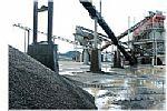 Track Ballast Crushing Plant