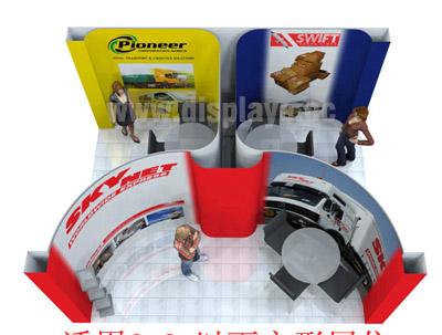 Trade Show Displays 10x10 10x20 10x30 20x20