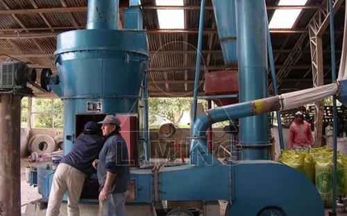 Traditional Raymond Mill