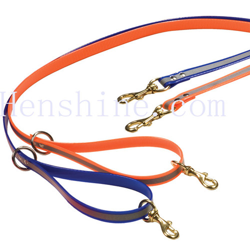 Training Dog Leash 1 Tpu Coated Webbing 2 Be Easy To Clean Waterproof 3 Durable Strong 4 Cold Oil Re