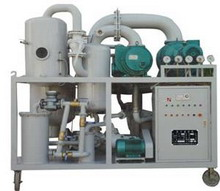Transformer Insulating Oil Vacuum Purifier Filtration Recycling Machine Plant Zyd