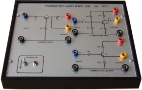 Transistor Amplifier Cb Ce Cc Tla708
